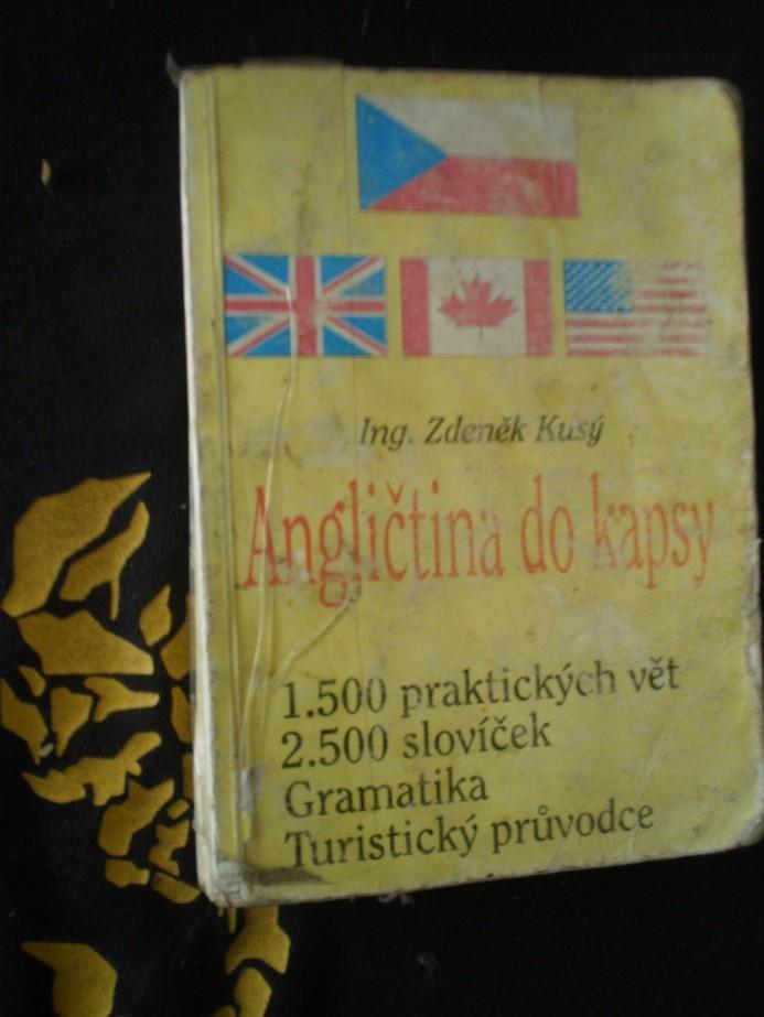 Angličtina do kapsy