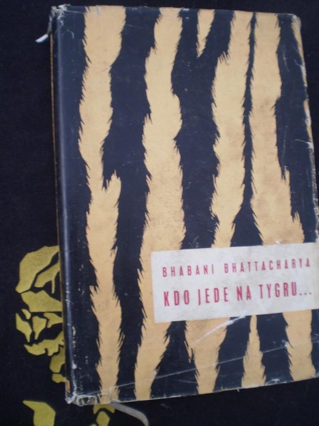 Kdo jede na tygru