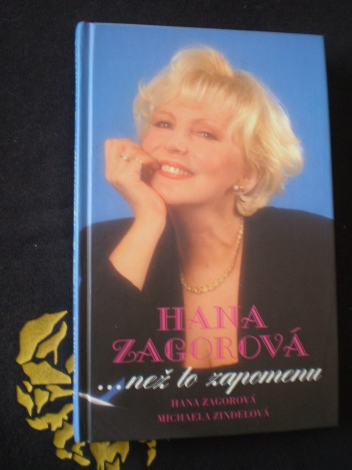 ...než to zapomenu - Hana Zagorová