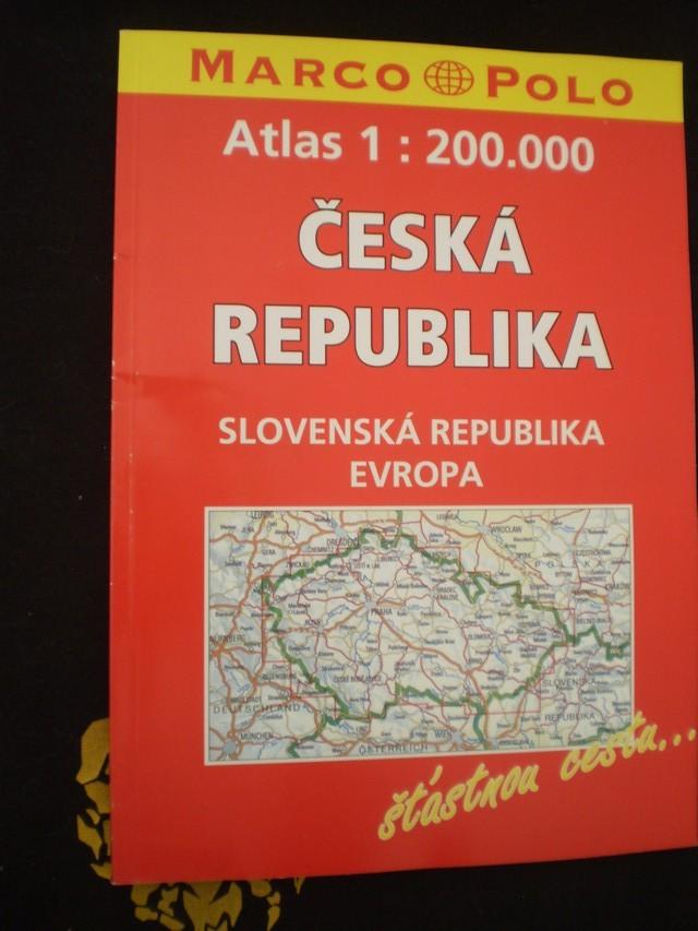 ATLAS - ČESKÁ REPUBLIKA