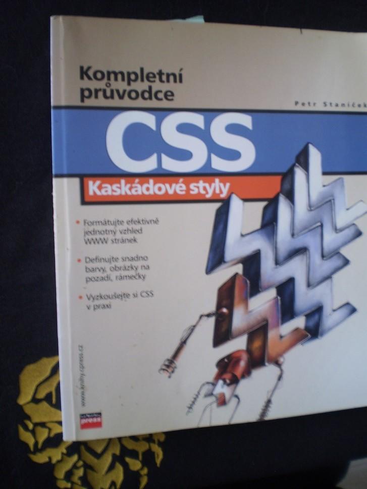 CSS Kaskádové styly : kompletní průvodce