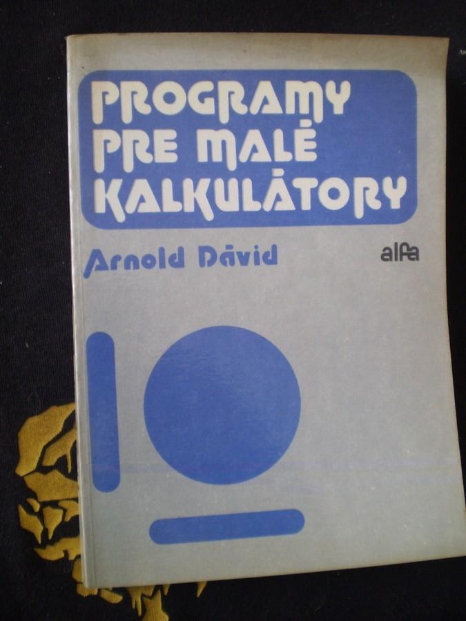 Programy pre malé kalkulátory