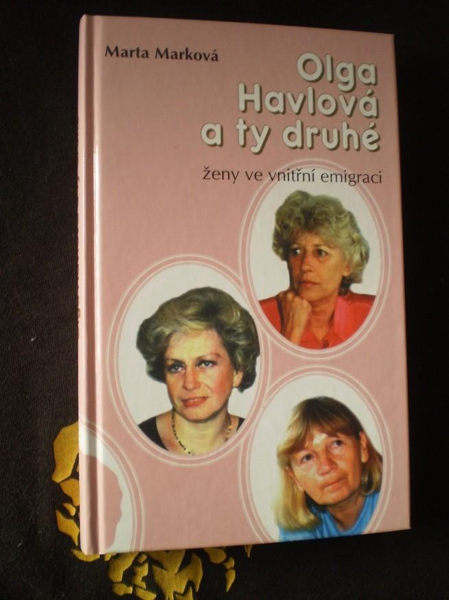 Olga Havlová a ty druhé