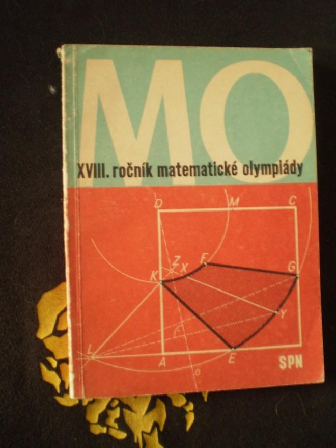 XVIII. ročník matematické olympiády