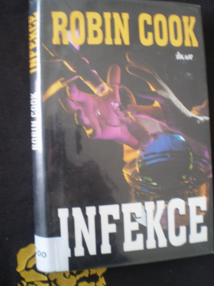 Infekce - Cook, Robin