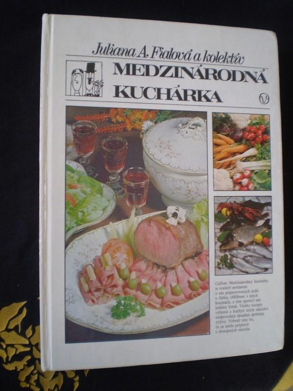Mezinárodná kuchárka