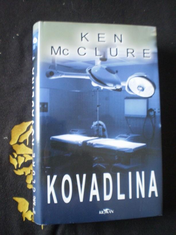 Kovadlina - McClure, Ken