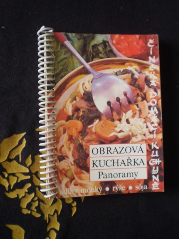 Čínská domácí kuchyně - obrazová kuchařka II.