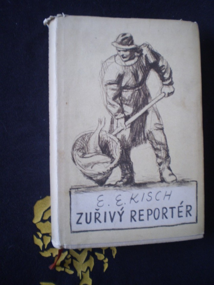 Zuřivý reportér a poslední reportáže