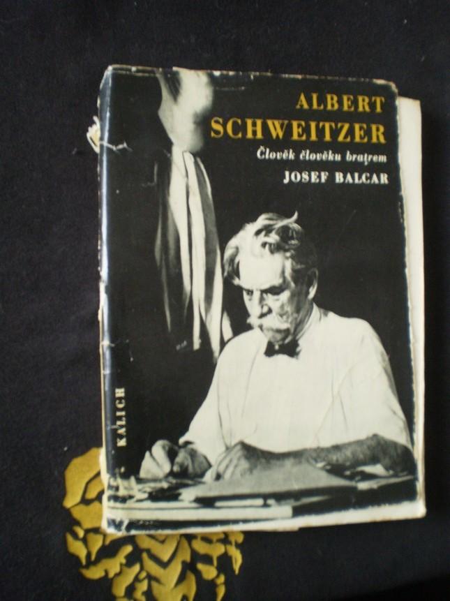 Albert Schweitzer - člověk člověku bratrem