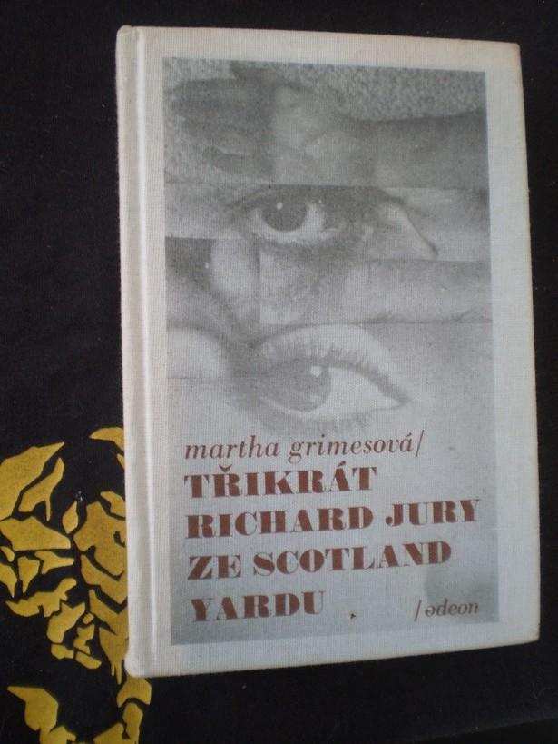 Třikrát Richard Jury ze Scotland Yardu