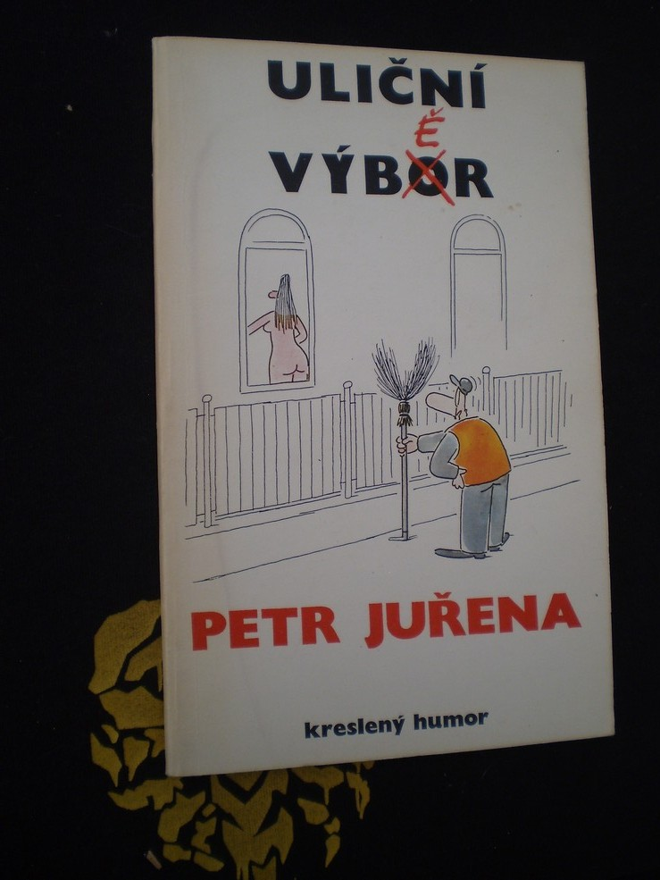 Uliční výběr - Juřena, Petr