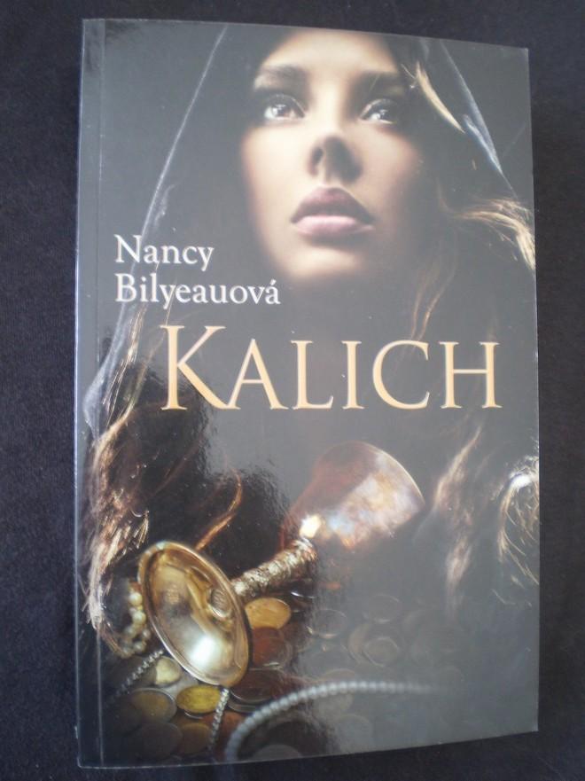 Kalich - Nancy Bilyeauová