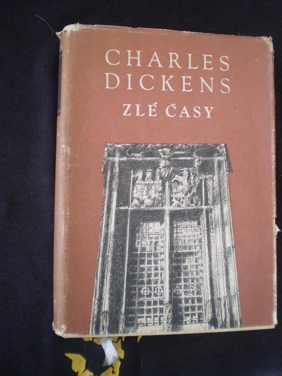 Zlé časy - Dickens, Charles