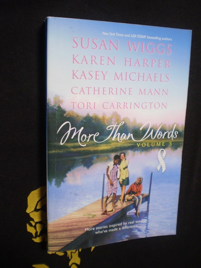 MORE THAN WORDS - VOLUME 3
