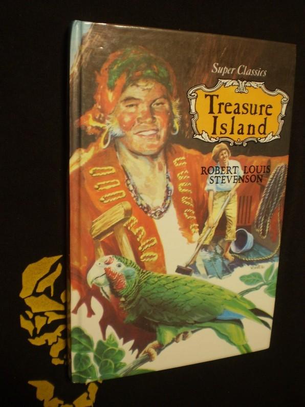 Treasure Island / Ostrov pokladů