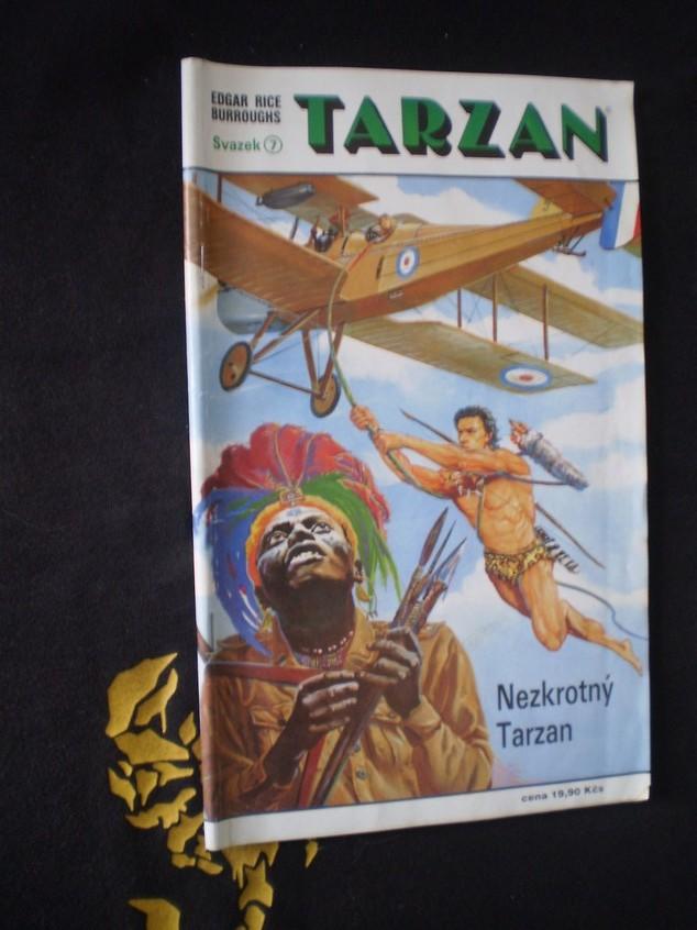 Nezkrotný Tarzan