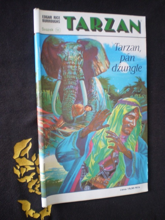 Tarzan, pán džungle