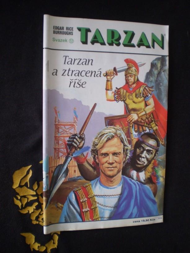 Tarzan a ztracená říše