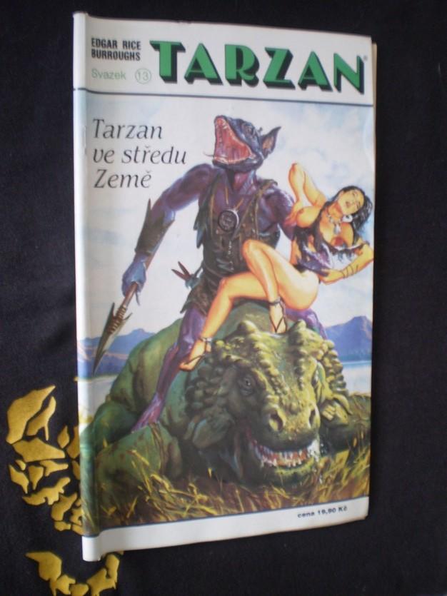Tarzan ve středu Země