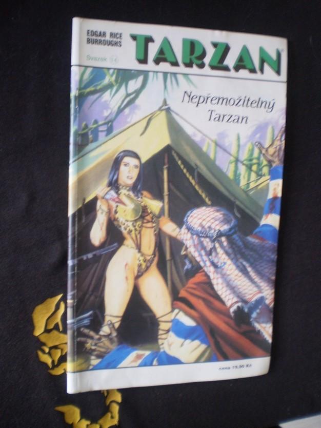Nepřemožitelný Tarzan