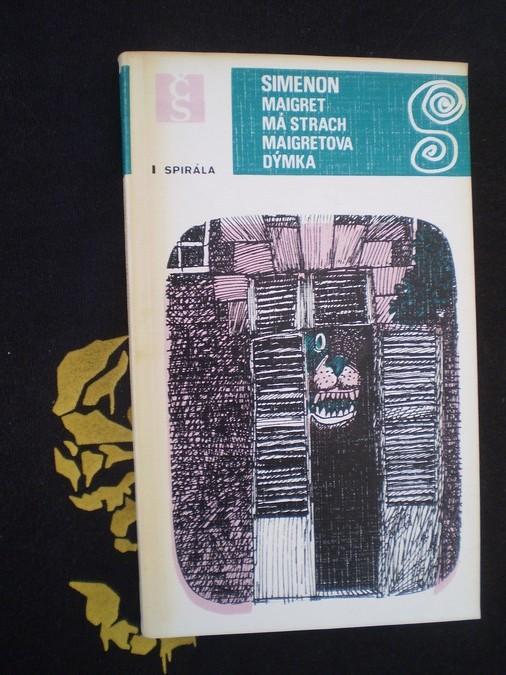 Maigret má strach / Maigretova dýmka