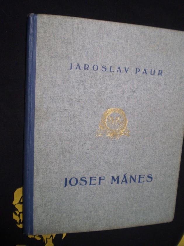 Josef Mánes - Paur, Jaroslav