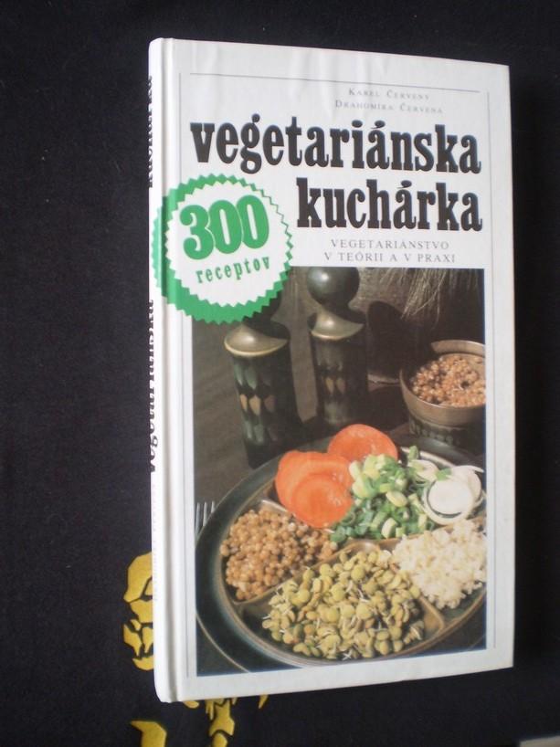 Vegetariánska kuchárka