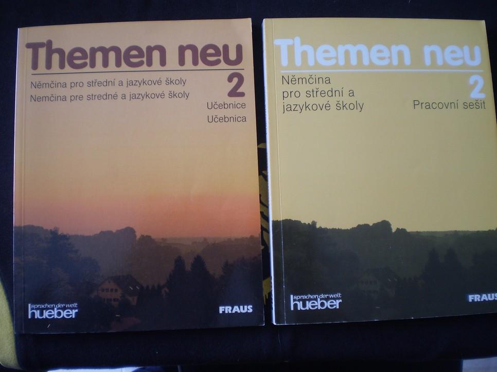 Themen neu 2 – Učebnice + Pracovní sešit