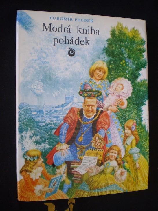 Modrá kniha pohádek
