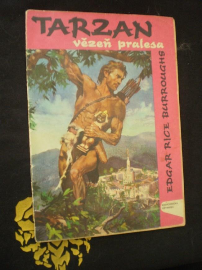 E.R. Burroughs - Tarzan vězeň pralesa
