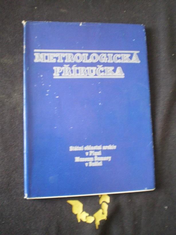 Metrologická příručka