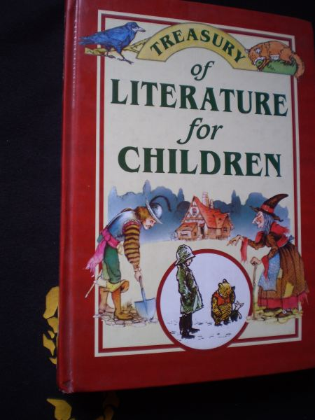 TREASURY OF LITERATURE FOR CHILDREN