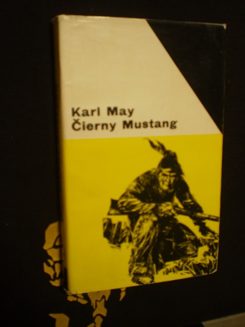 ČIERNY MUSTANG - May, Karl