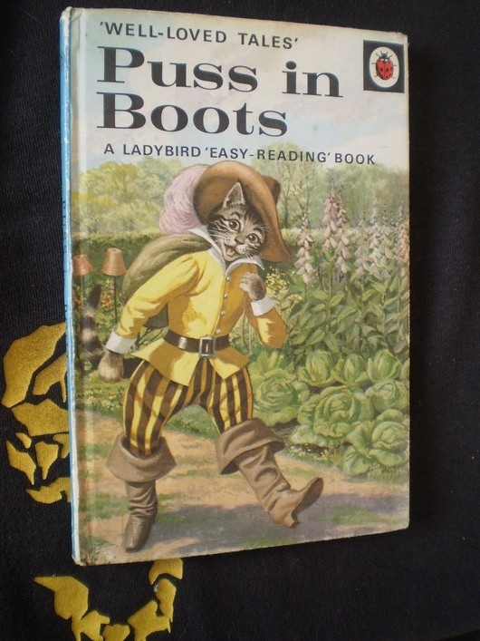 Puss in Boots (Kocour v botách)
