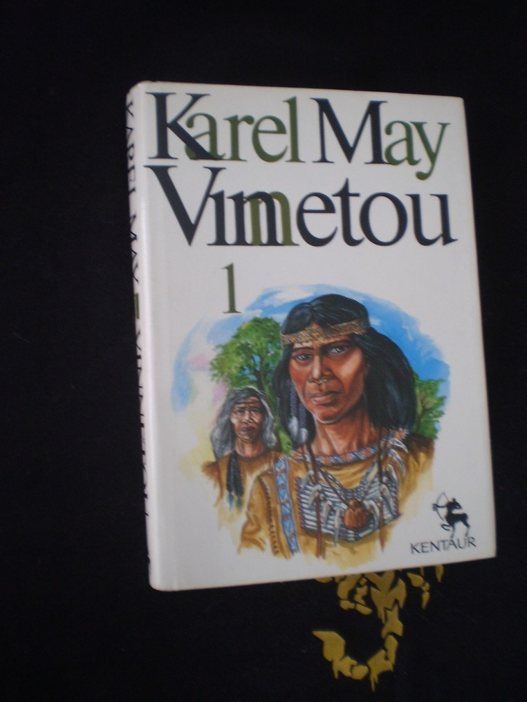 Karel May - VINNETOU II.