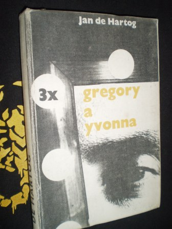 3x GREGORY A YVONNA - Jan de Hartog