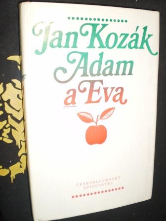 ADAM A EVA - Jan Kozák