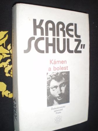 KÁMEN A BOLEST - Schulz, Karel