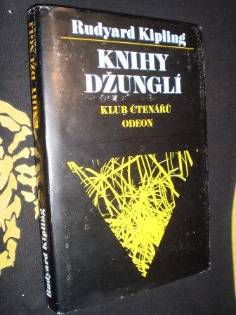Rudyard Kipling - KNIHY DŽUNGLÍ